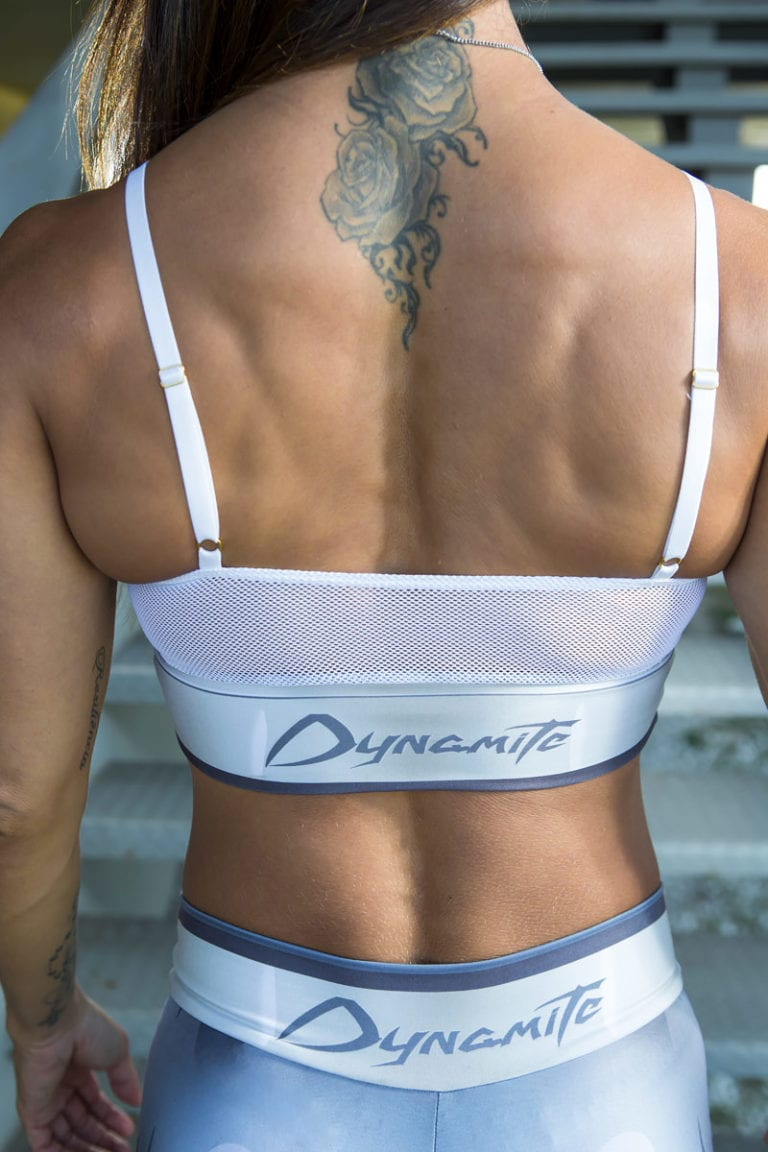 0879eb345d DYNAMITE BRAZIL Sports Bra Top T221 Mercury-Sexy Tops. Next