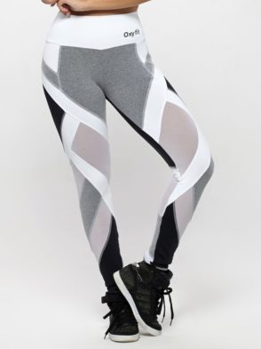 OXYFIT Leggings WOD 64129 Jersey Black – Sexy Workout Leggings