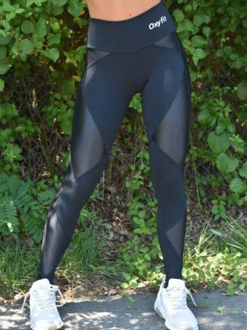 OXYFIT Leggings Beast 64135 Black- Sexy Workout Leggings