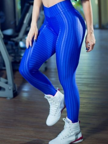 Dynamite Brazil Leggings - Blue Lagoon - Sexy Leggings USA