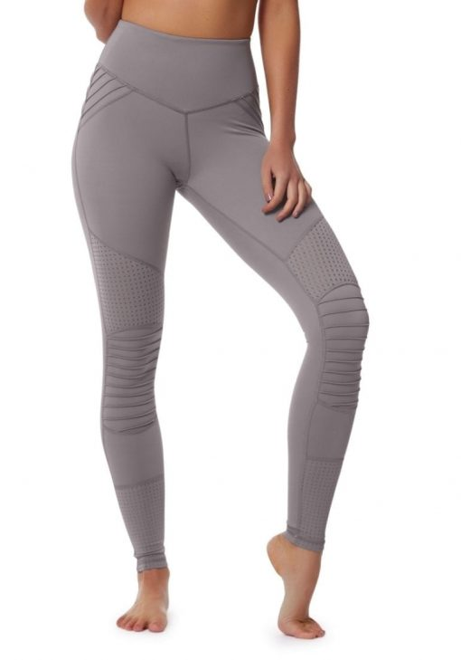 great discount sale cute cheap special promotion L'URV Leggings COOL CHANGE MOTO Leggings Sexy Workout Tights Lilac