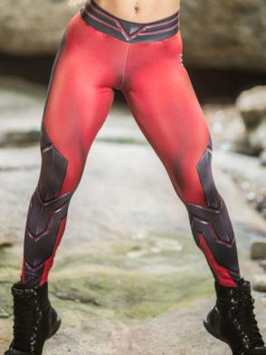 DYNAMITE BRAZIL Leggings L400 COSMIC LEGACY-Sexy Workout Legging