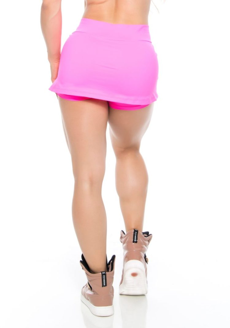 BFB Activewear Skort Richele Hot Pink