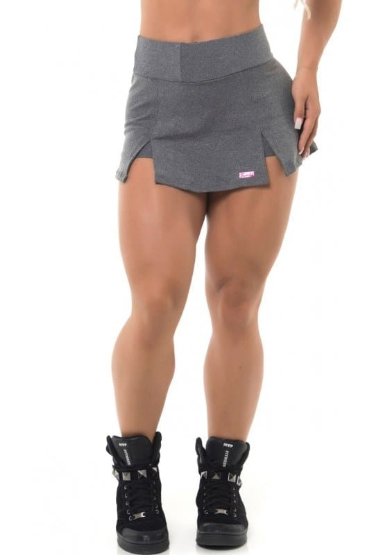 BFB Activewear Skort Skirt Richele Black