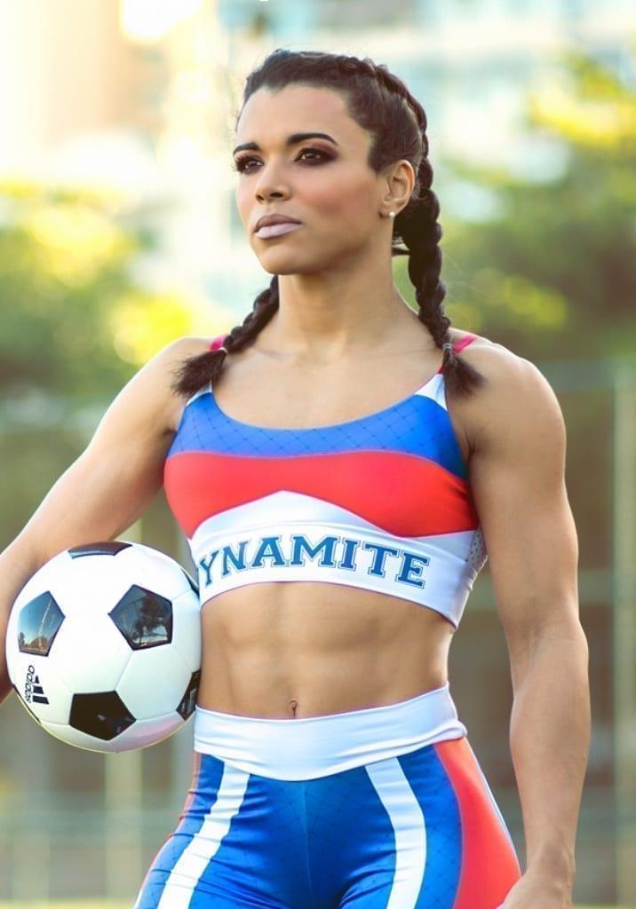 Sexy sport tops
