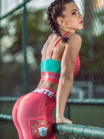 DYNAMITE BRAZIL Sports Bra Top T221 PORTUGAL Sexy Tops