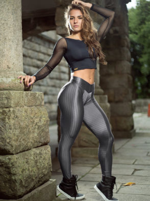 DYNAMITE Brazil Leggings - Fitness Cosmic Body Leggings L2013 Sexy Workout Leggings