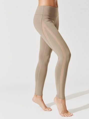 ALO Yoga Everlast Legging – Sexy Yoga Leggings Gravel
