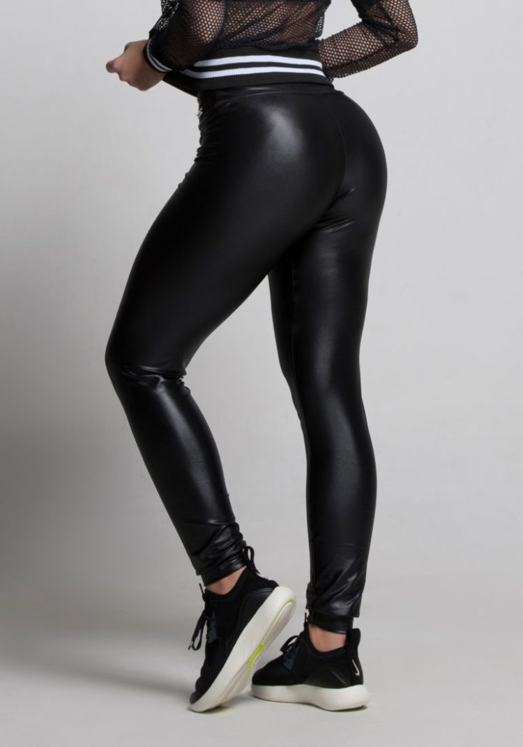 OXYFIT Leggings Strong 50077 Black- Sexy Workout Leggings