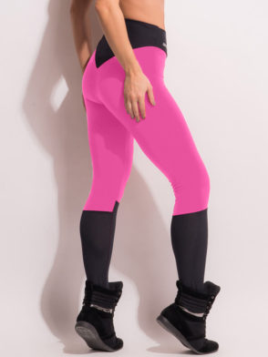 SUPERHOT Leggings CAL1765 INSANE Pink Sexy Workout Leggings