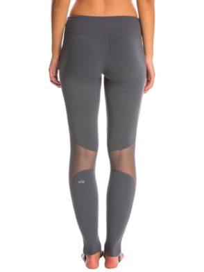 ALO Yoga Coast Stirrup Yoga Leggings Slate -Sexy Leggings