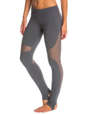 ALO Yoga Coast Stirrup Yoga Leggings Slate -Sexy Leggings