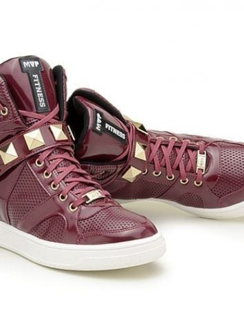 MVP Hard Fit 70102 Marsala Workout Sneakers