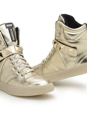MVP Hard Fit 70102 Gold Light Workout Sneakers