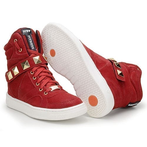 MVP Hard Fit 70102 Raspberry Workout Sneakers