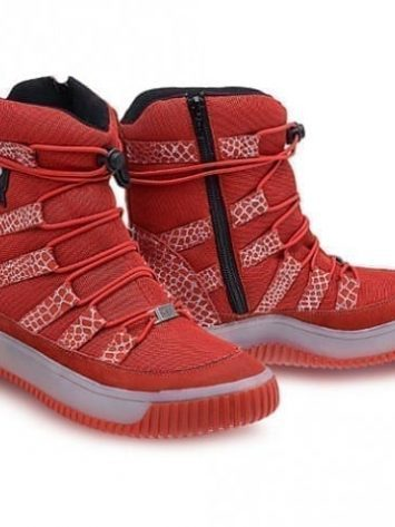 MVP Hard Training 70110 Red Workout Sneakers