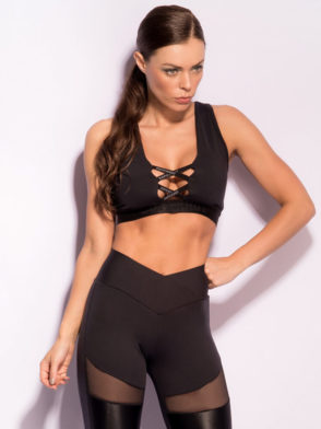 SUPERHOT Bra Top1472 Sexy Workout Tops Cute Yoga Sport Bra