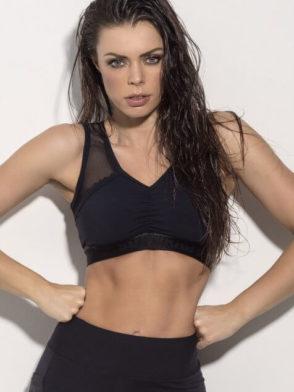 SUPERHOT Bra Top950 Sexy Workout Tops Cute Yoga Sport Bra