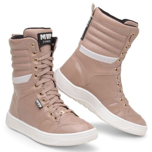 MVP Fitness Boot Training 70110 Champagne Workout Sneakers