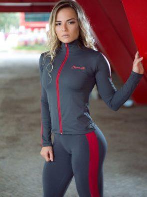 DYNAMITE BRAZIL Jacket CA502 ESSENCE -Sexy Workout Long Sleeve Jacket