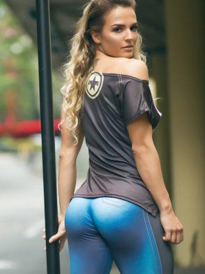 DYNAMITE BRAZIL Regata BL288 ATTITUDE-Sexy Tops Workout Tanks