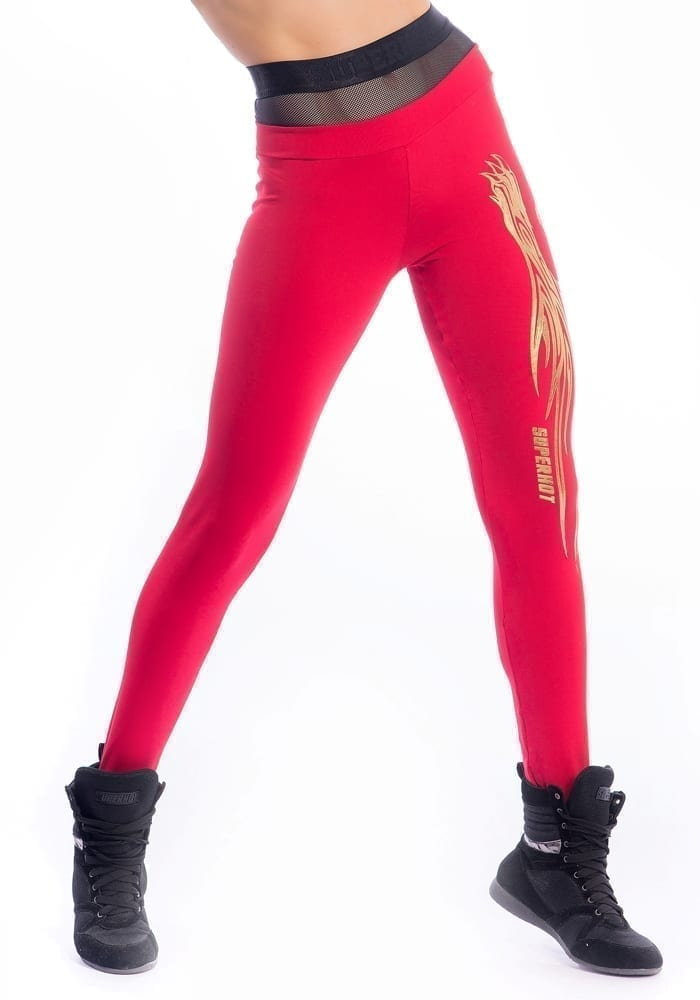 SUPERHOT LEGGINGS CAL1559 - Sexy Workout Leggings