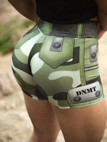 DYNAMITE BRAZIL Shorts SH400 Shorts Jungle Soldier