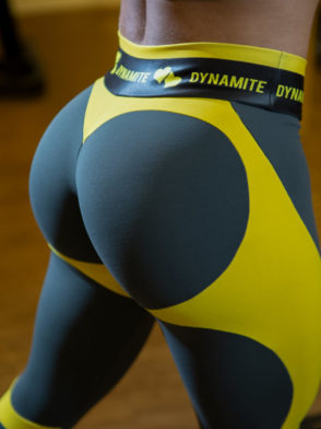 DYNAMITE Brazil Leggings L2094 APPLE Booty Splendid -Sexy Workout Leggings
