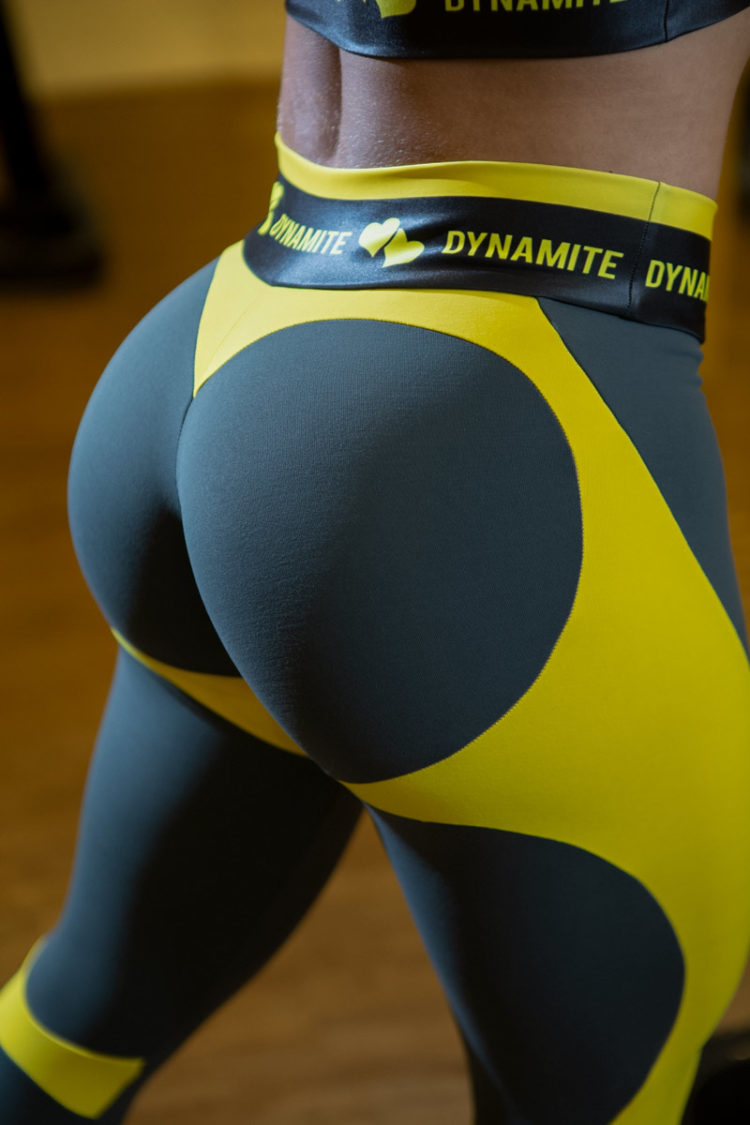 2c54bf0b7794a DYNAMITE Brazil Leggings L2094 APPLE Booty Splendid -Sexy Workout Leggings
