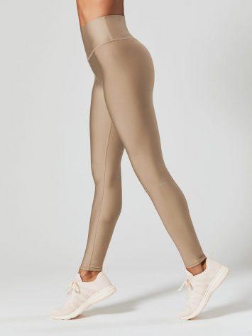 ALO Yoga Airbrush Legging High-Waist AirLift Sexy Leggings Gravel