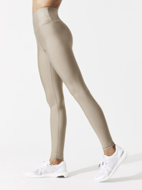 ALO Yoga Airbrush Legging High-Waist AirLift Sexy Leggings Gravel