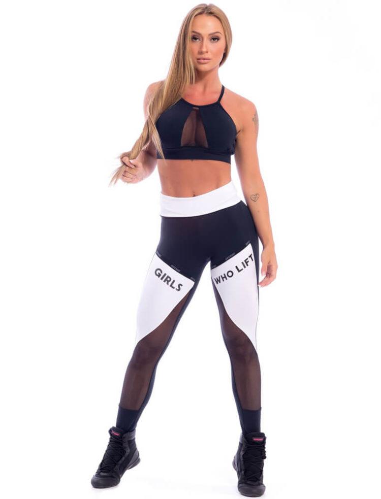 SUPERHOT Bra Top1910 -Sexy Workout Tops-Cute Yoga Sport Bra
