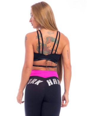 SUPERHOT Bra Top1990 Sexy Workout Tops-Cute Yoga Sport Bra