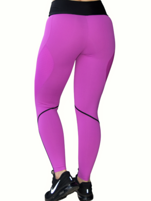 CAJUBRASIL leggings 8137 Lilac - Sexy Yoga Leggings