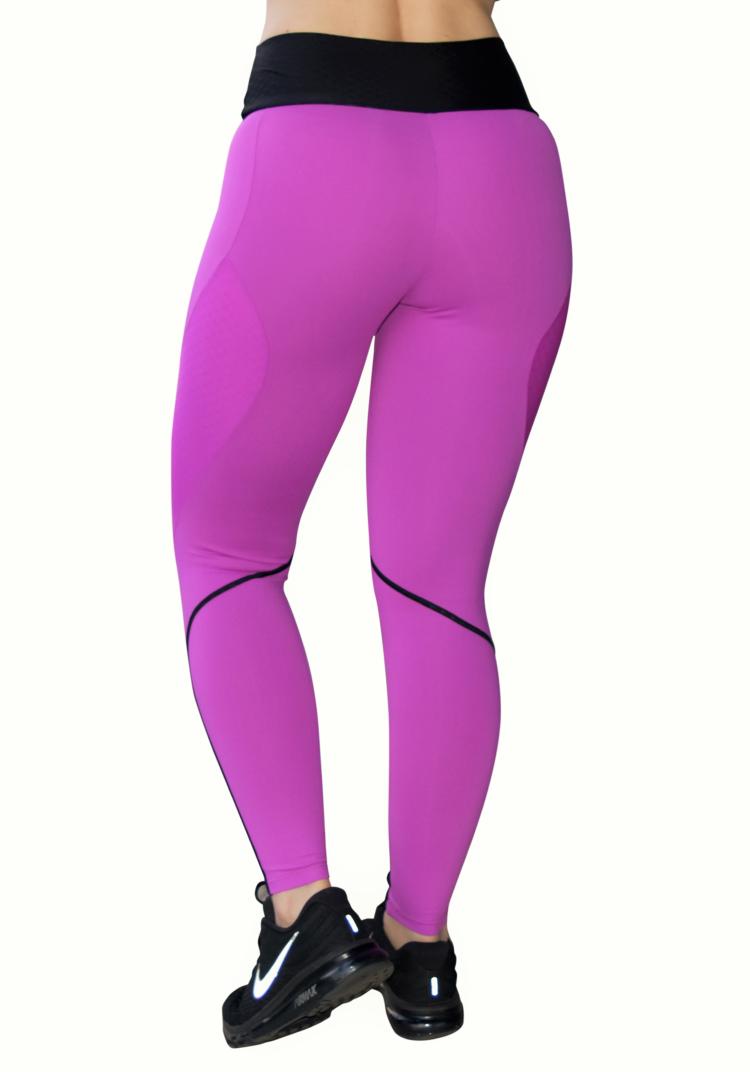 CAJUBRASIL leggings 8137 Lilac - Sexy Yoga Leggings