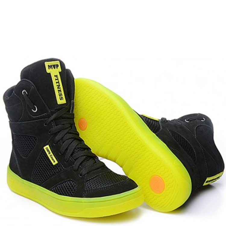 MVP STRONG REFERENCE: 80202 COLOR: BLACK / YELLOW