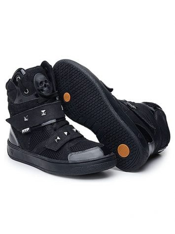 MVP Hard Skull 80204 black Workout Sneakers – Men