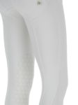 FREDDY WR.UP Horse Riding Breeches w/Inner Grips Jeans - Reg Waist - WRH2RC001-white
