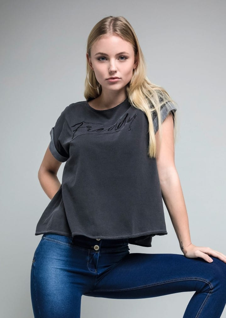 Freddy WRUP Academy Short sleeve t-shirt f8wact7