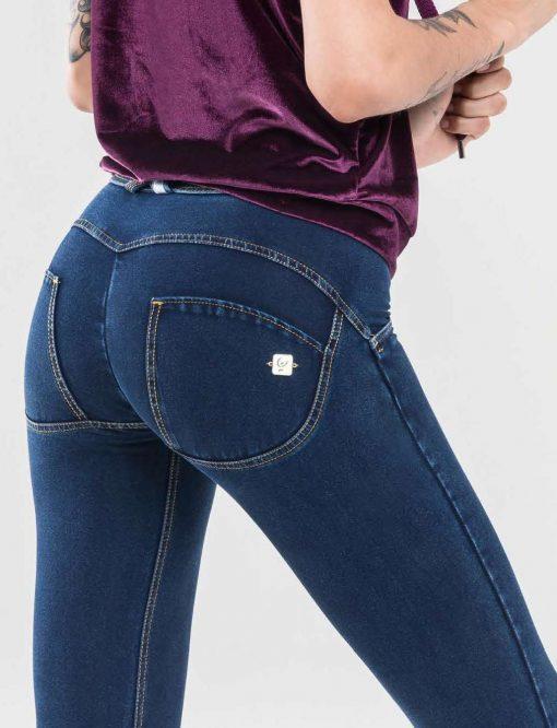 FREDDY WR.UP Evolution Snug 7/8 Jeans - Regular Waist