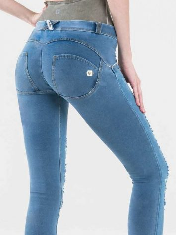 FREDDY WR.UP Evolution Snug Jeans - Regular Waist - WRUP2RS912