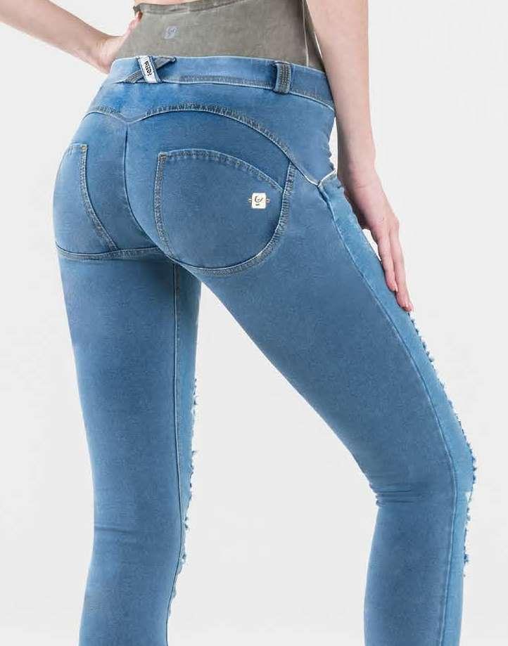 FREDDY WR.UP Evolution Snug Jeans - Regular Waist - WRUP2RS912