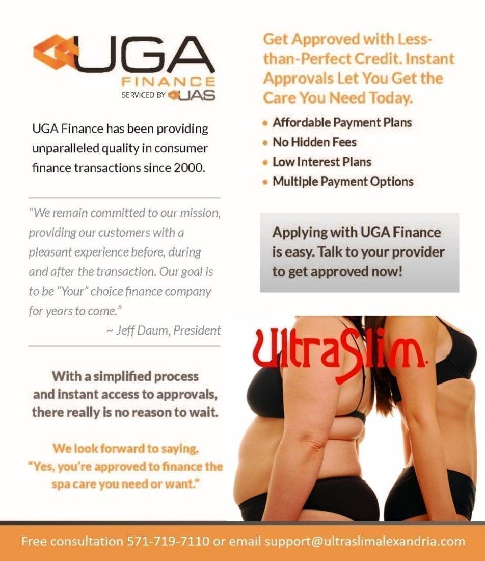 UltraSlim Financing - UGA Financing
