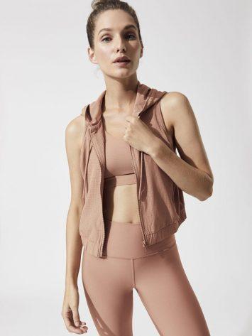 ALO Yoga Frame Runner Vest (Henna)