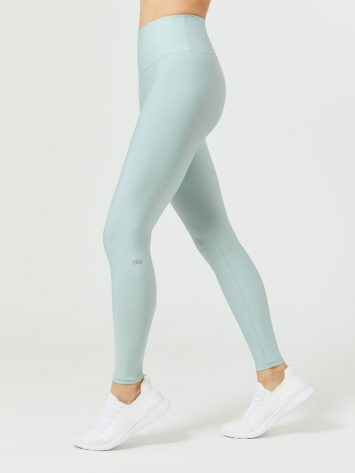ALO Yoga High Waist Airlift Legging (cloud)