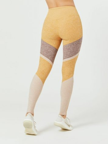 ALO Yoga High-Waist Alosoft Sheila Legging (Tuscan-Smoky-Nector)