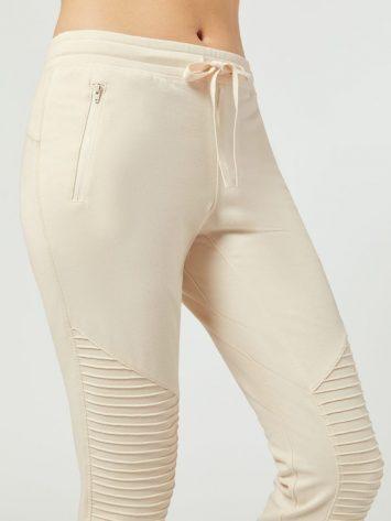 ALO Yoga Urban Moto Sweatpants (pristine)