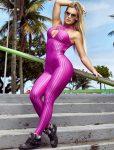 BFB Jumpsuit -Cirre Pink - One Piece