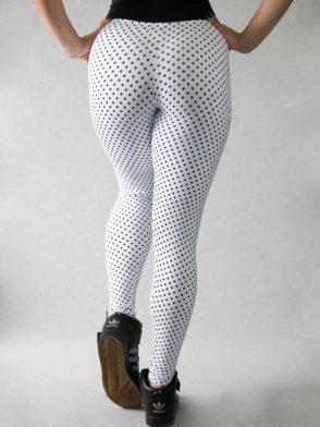 Legging Poa Pants – Mini White