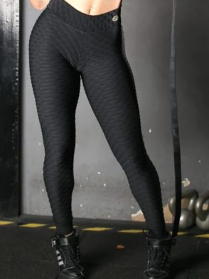 Legging Black Jacaranda – (Black)